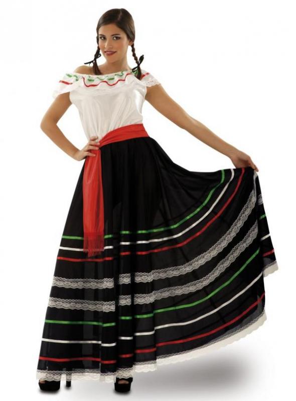 Dámské kostýmy - Kostým Mexičanka