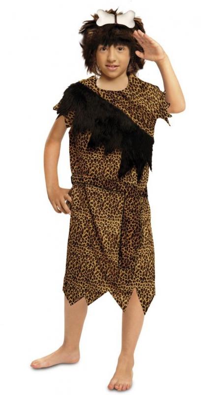Dětské karnevalové kostýmy - Dětský kostým Jeskynní muž