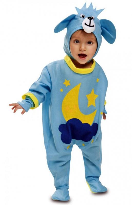 Dětské karnevalové kostýmy - Dětský kostým Noční medvídek