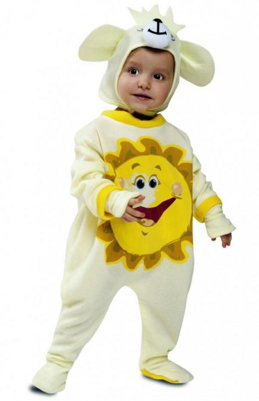Dětské karnevalové kostýmy - Dětský kostým Sluneční medvídek