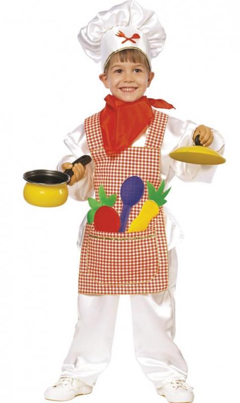 Dětské karnevalové kostýmy - Dětský kostým Kuchař