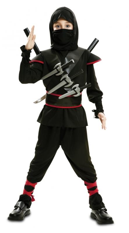 Dětské karnevalové kostýmy - Dětský kostým Ninja zabiják
