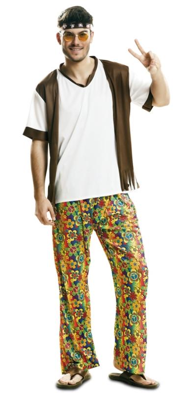 Hippie - Kostým  hippies