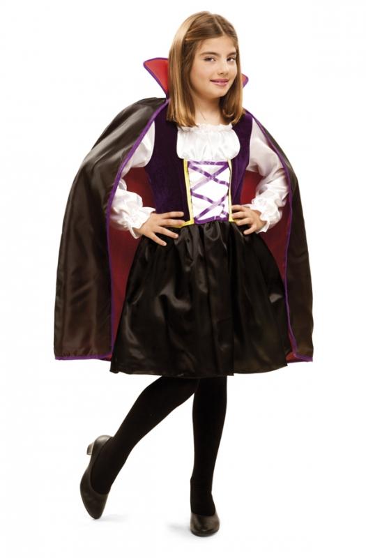Dětské karnevalové kostýmy - Dětský kostým upírka
