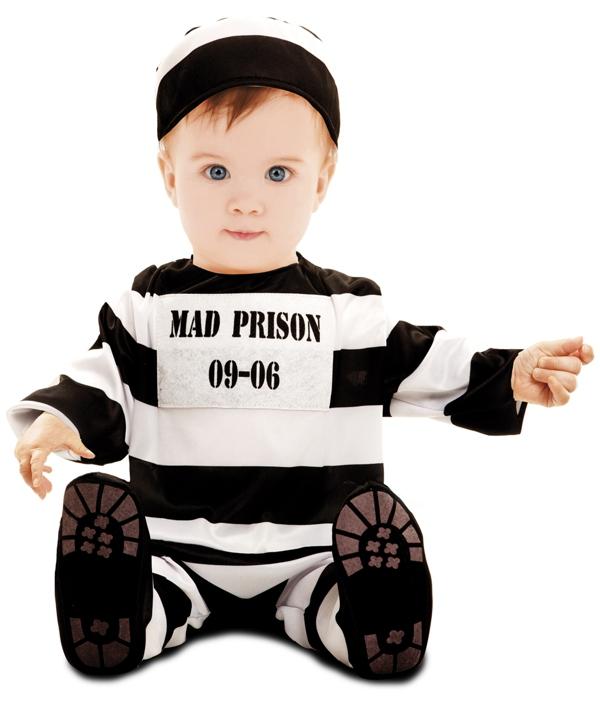 Dětské karnevalové kostýmy - Dětský kostým Vězeň