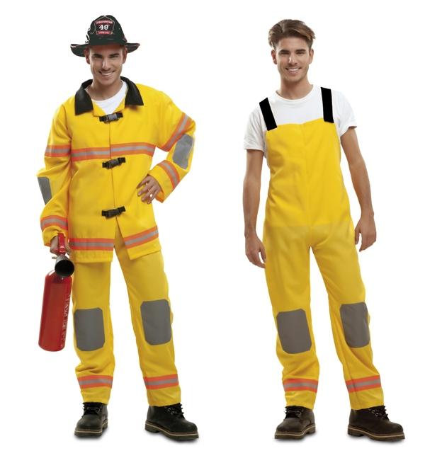 Pánské kostýmy - Kostým Hasič