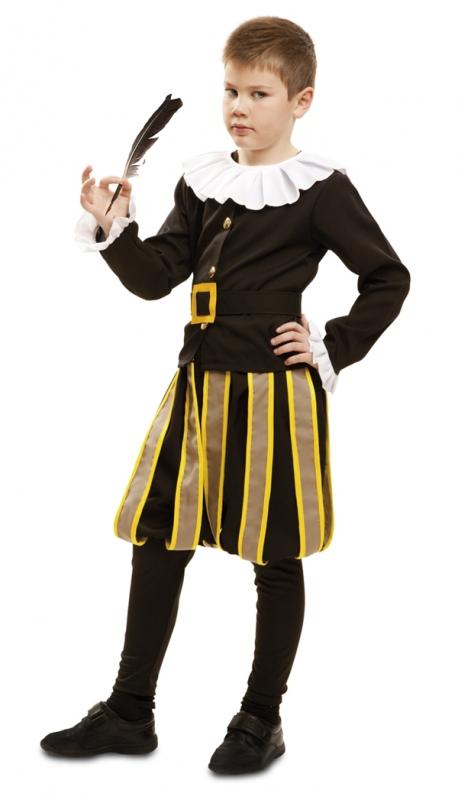 Dětské karnevalové kostýmy - Dětský kostým Cervantes