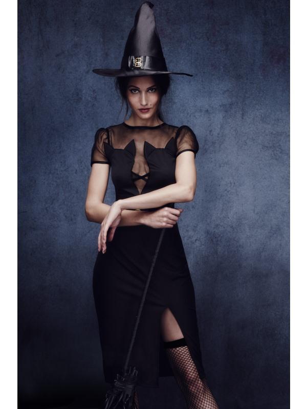 Dámské kostýmy - Kostým Sexy čarodějnice