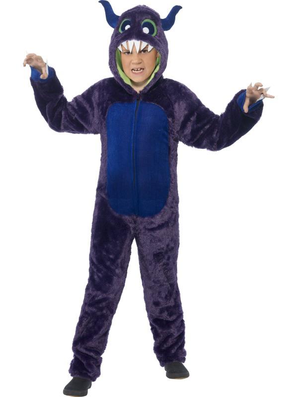 Dětské karnevalové kostýmy - Dětský kostým Příšera