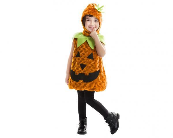 Dětské karnevalové kostýmy - Dětský kostým Dýně