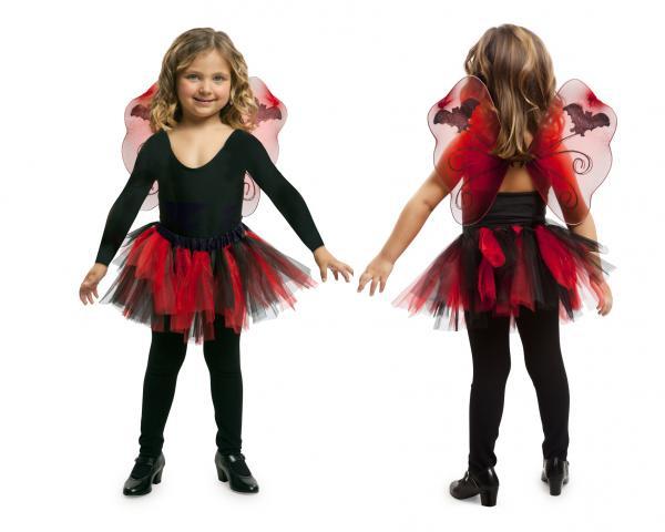 Zvířecí kostýmy - Dětská sada Červený motýlek