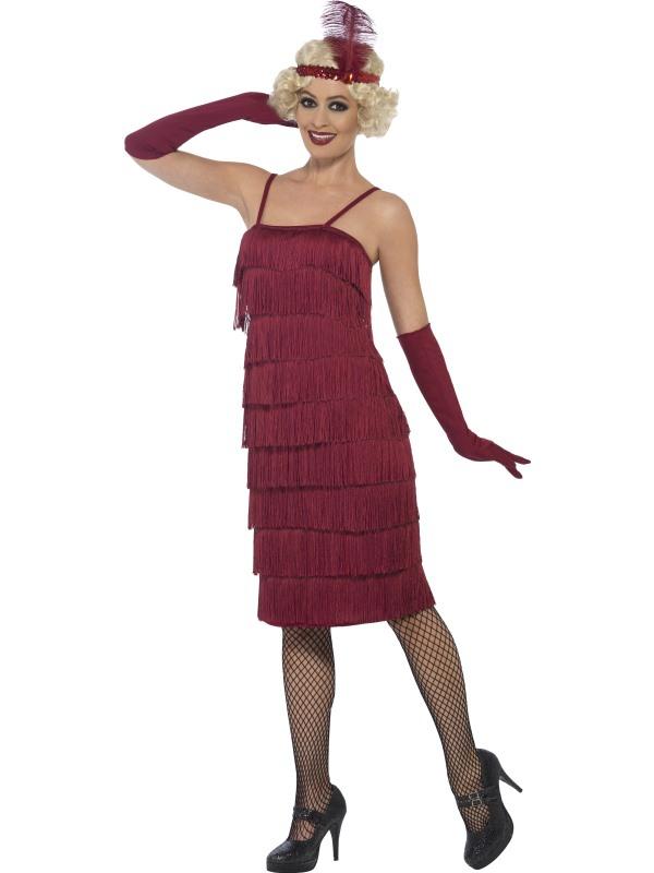 Dámské kostýmy - Šaty charleston na maškarní