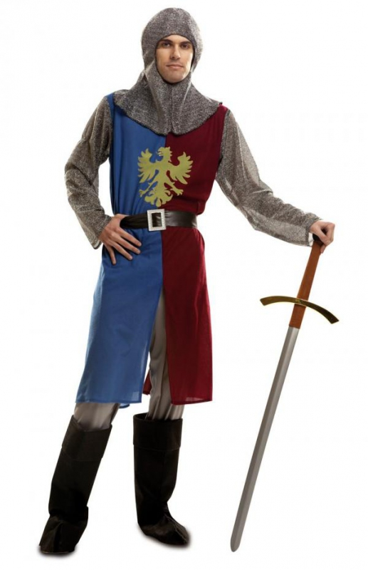 Pánské kostýmy - Rytíř kostým