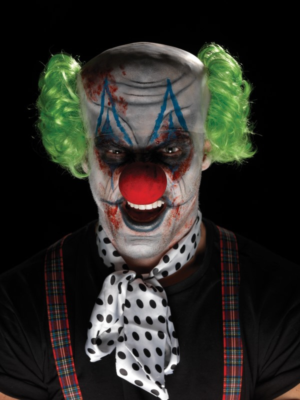 Klauni - Make-up sada Klaun