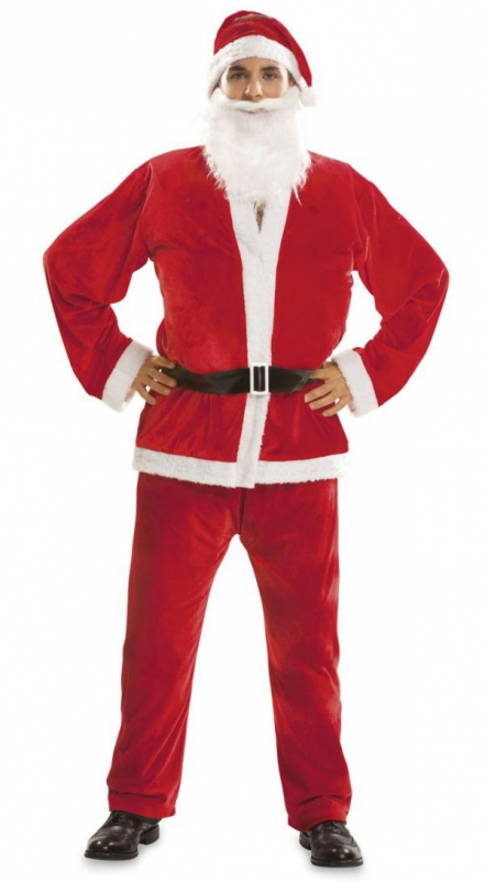 Pánské kostýmy - Pánský kostým Santa Claus