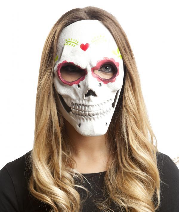 Halloween - Maska obličejová Katrina