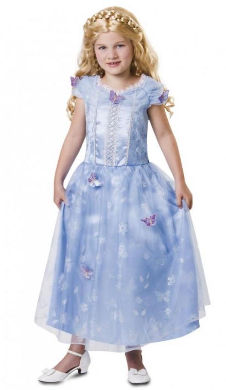 Princezny-Víly - Dětský kostým Motýlí princezna