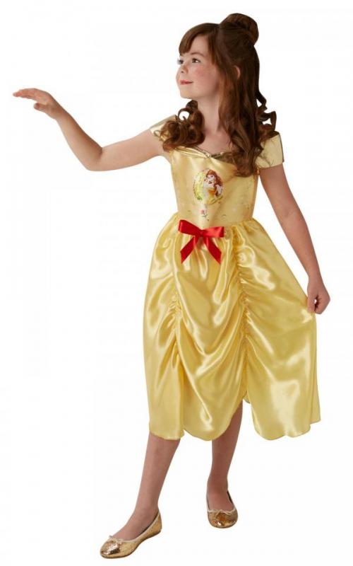 Princezny-Víly - Dětský kostým Kráska a zvíře