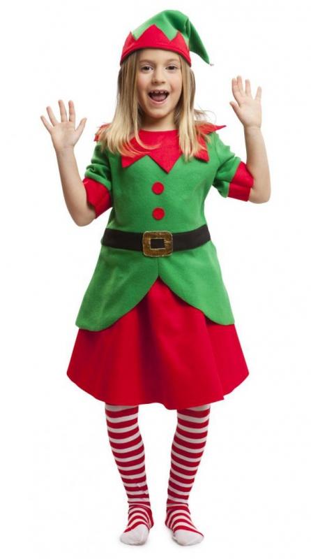Dětské karnevalové kostýmy - Dětský kostým Skřítková