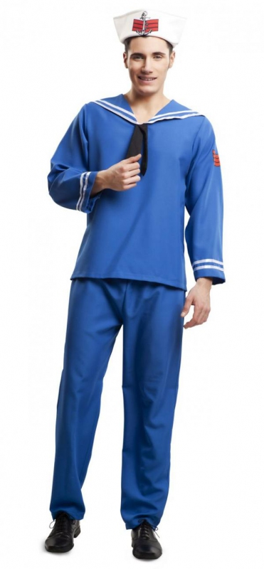 Pánské kostýmy - Kostým Námořník