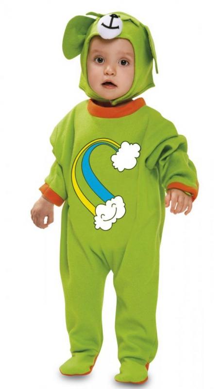 Dětské karnevalové kostýmy - Dětský kostým Duhový medvídek