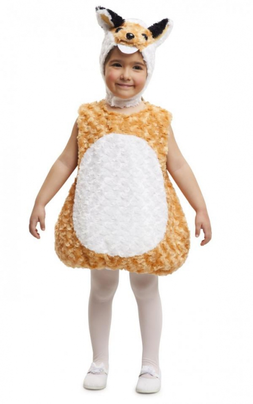 Dětské karnevalové kostýmy - Dětský kostým Liška