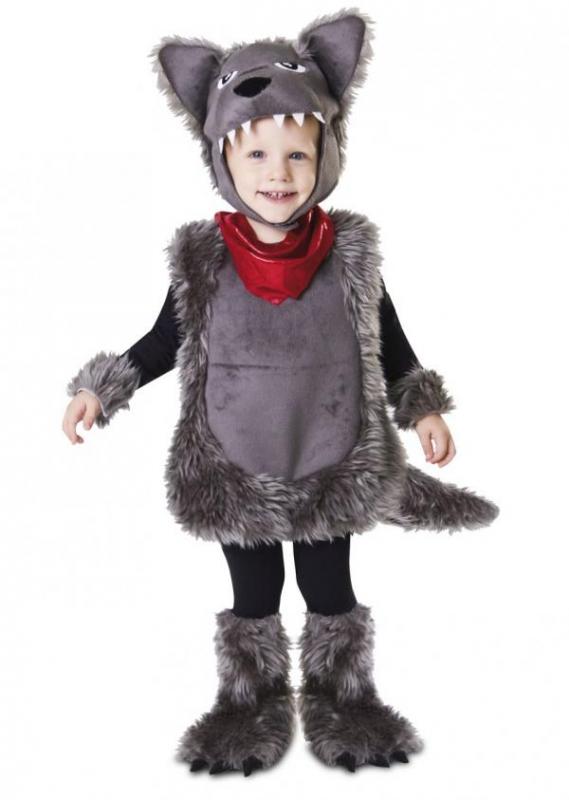 Dětské karnevalové kostýmy - Dětský kostým Vlk
