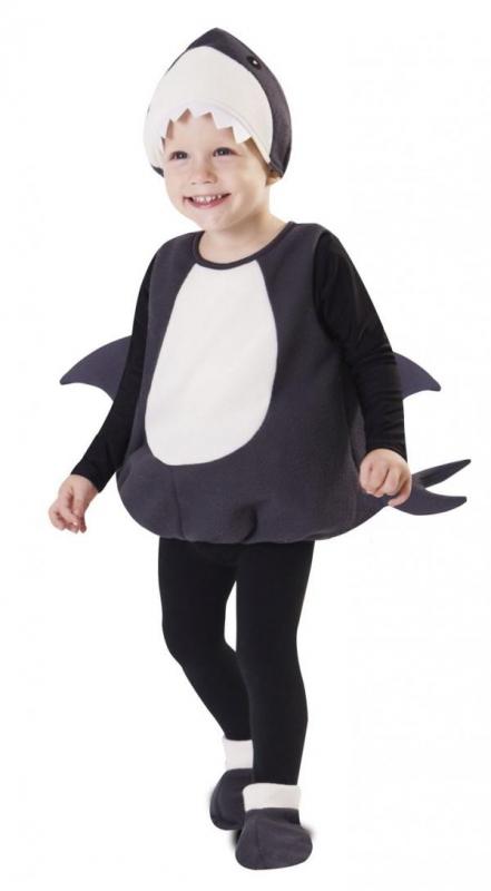 Dětské karnevalové kostýmy - Dětský kostým Žralok