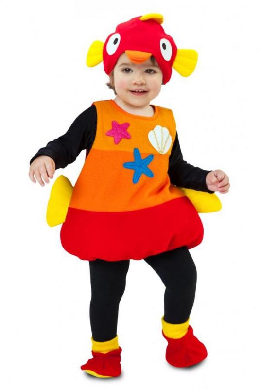 Dětské karnevalové kostýmy - Dětský kostým Rybička