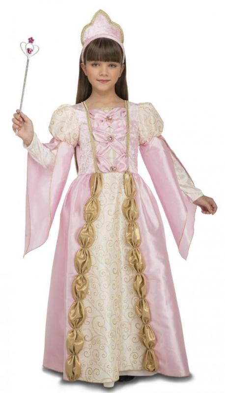 Dětské karnevalové kostýmy - Dětský kostým Růžováprincezna