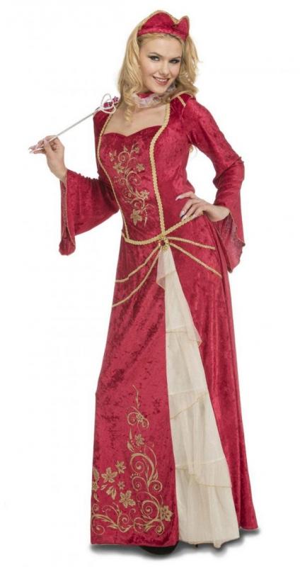 Princezny-Víly - Dámský kostým Princezna