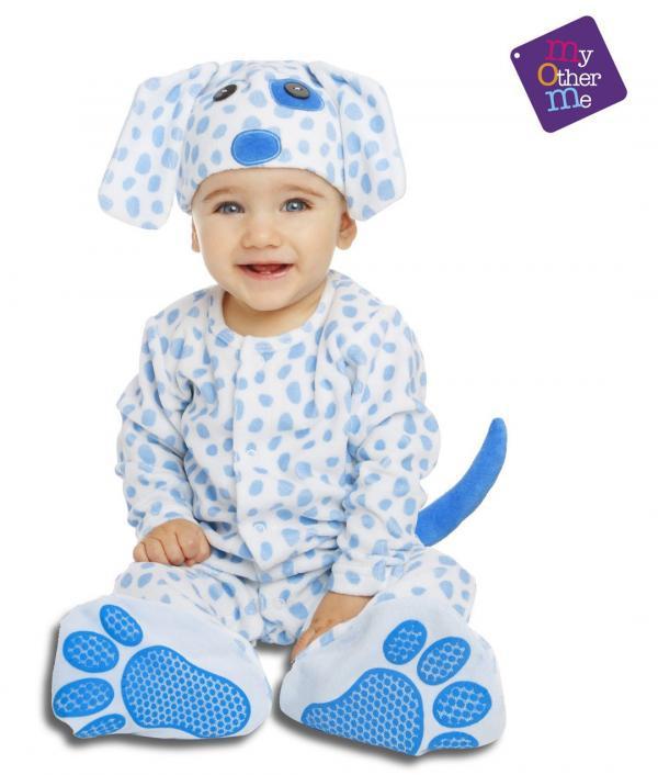 Dětské karnevalové kostýmy - miminkovský  kostým Pejsek