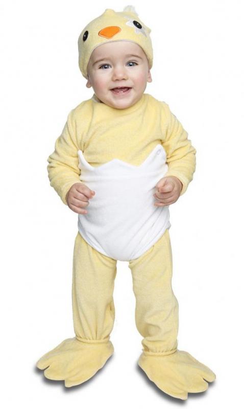 Dětské karnevalové kostýmy - Dětský kostým Kuřátko