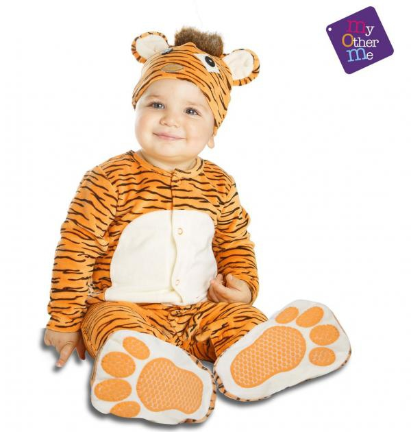 Dětské karnevalové kostýmy - kostým pro batole Tygr
