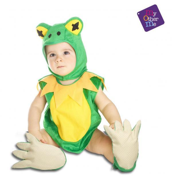 Dětské karnevalové kostýmy - miminkovské kostýmy