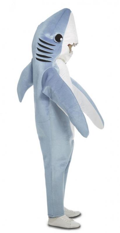 Dámské kostýmy - Kostým Žralok pro dospělé