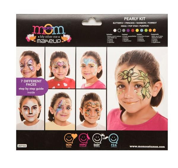 Líčidla a kosmetika - Make up Sada Pearly kit