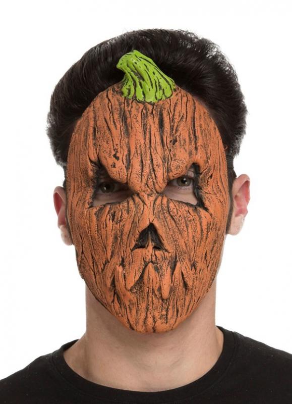 Masky - Maska obličejová Dýně