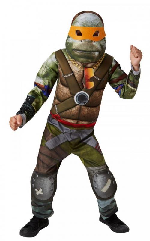Dětské karnevalové kostýmy - Dětský kostým Želvy Ninja III