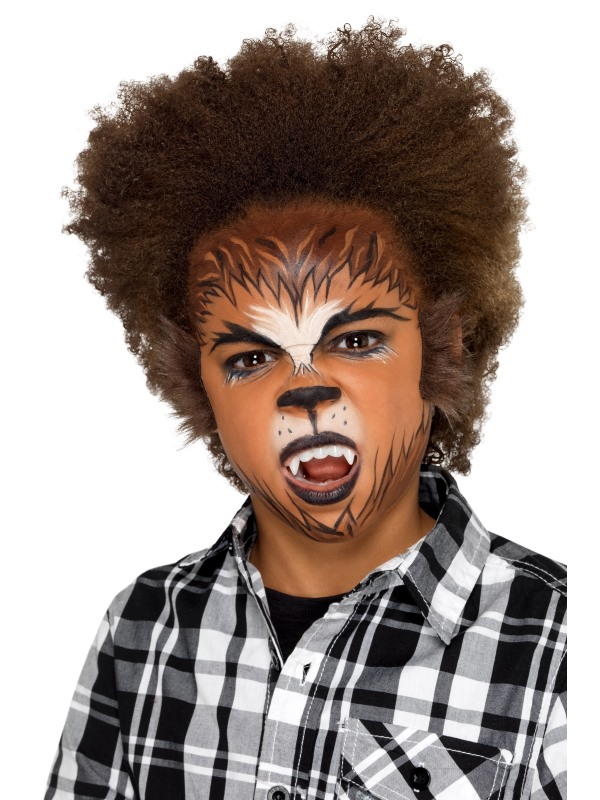 Líčidla a kosmetika - Make up Sada vlkodlak I