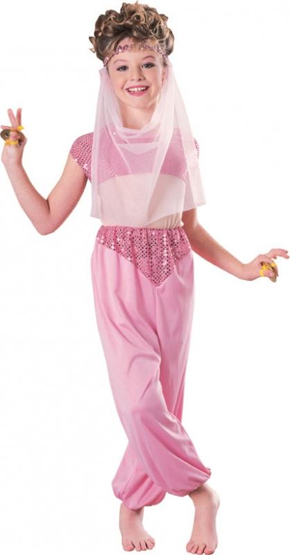Dětské karnevalové kostýmy - Dětský kostým Břišní tanečnice