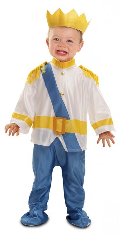Dětské karnevalové kostýmy - Dětský kostým Princ 1