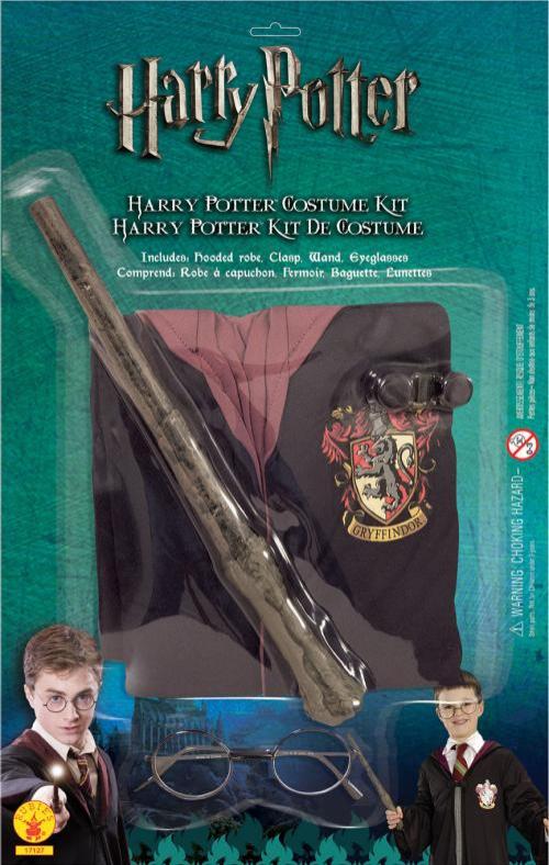 Dětské karnevalové kostýmy - Sada Harry Potter