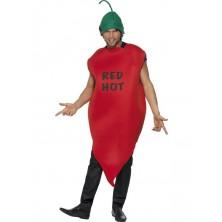 Kostým Chilli Pepper