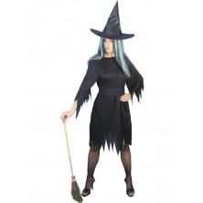 levný kostým  čarodějnice