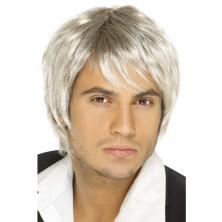 Paruka Boy Band Blond a hnědá