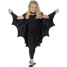 Dětský plášť Upíří křídla