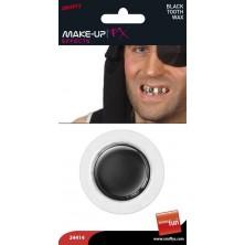 Černý vosk na zuby