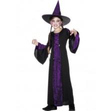 Dětský kostým Čarodějnice 1