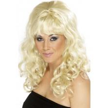 Paruka Beehive Beauty blond